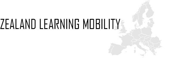 Zealand Learning Mobility logo